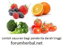 tips sehat penderita darah tinggi